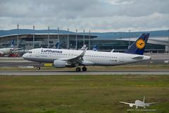 Lufthansa - D-AIUV - A320-200 (Aviation & Maritime) Tags: daiuv lufthansa airbus airbus320200 a320 a320200 airbus320 osl engm osloairportgardermoen oslolufthavngardermoen osloairport gardermoen norway