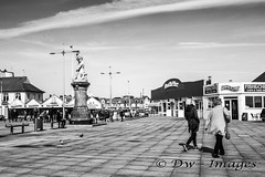 Time out in lowestoft.2_wm (madmax557) Tags: lowestofttown lowestoft uk eastanglia eastcoast cannoncamera cannon7d blackwhite blackandwhite pepole groupofpeople pepolewatching peopleinourstreets pepoleinourstreets
