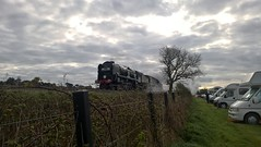34053 Sir Keith Park and 34070 Manston (william_peckham) Tags: sirkeithpark 34053 34070 manston swanagerailway swanage norden corfecastle railway steam train locomotive