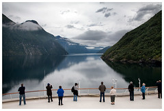 Photos from a trip to Norway by Cruise Ship. (Matthew.P.Wright) Tags: beautyspot cruiseship cruising fjords geiranger geirangerfjord holiday holidays lake loopimages mountains norway panorama peaceful scenery scenic tranquil travel viewpoint sunnmøre