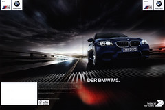 BMW M5.  2016_1 (World Travel Library) Tags: bmwm5 bmw 2016 frontcover tuning sport lights dark nights moving car brochures sales literature auto worldcars world travel library center worldtravellib automobil papers prospekt catalogue katalog vehicle transport wheels makes models model automobile automotive motor motoring drive wagen photos photo photograph picture image collectible collectors ads fahrzeug germancars cars سيارة 車 german automobiles documents dokument broschyr esite catálogo folheto folleto ब्रोशर брошюра tài liệu broşür