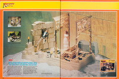 1982 Indiana Jones Well of Souls playset (Tom Simpson) Tags: indianajones raidersofthelostark 1982 1980s kenner toy toys actionfigures vintage vintagetoys
