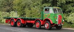 IMG_8464_1 (Frank Hilton.) Tags: classic truck lorry eight wheel maudsley aec atkinson albion leyalnd bristol austin outside heavy haulage crane 8 axle