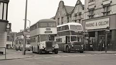 Wigan (Lost-Albion) Tags: gmt leyland massey hek305 dek2d wigan lancashire waringgillow pentax 1979