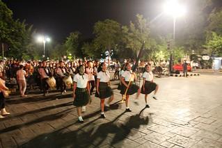Parade by Instituto Tecnológico de Mérida - Paseo de Montejo, Merida, Mexico
