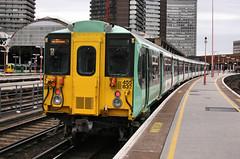 109709 455832 London Bridge Station 24.11.07 (31417) Tags: 455832 455 southern emu londonbridge