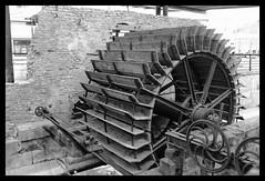 Ancien moulin Dislach - Haguenau (DavidB1977) Tags: france alsace basrhin moulin dislach nb bw monochrome nikon d610 ais nikkor 35mm haguenau