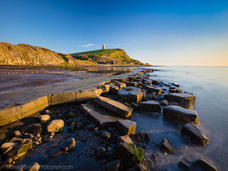 Evening Light at Clavell Tower, Kimmeridge.
