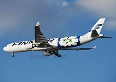 OH-LTO2 (MAB757200) Tags: finnair a330302 ohlto marimekkounikko runway31r jetliner jfk aircraft airplane airlines airbus kjfk landing