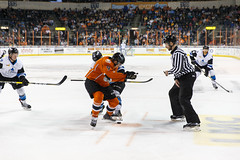 "Missouri Mavericks vs. Wichita Thunder, March 25, 2017, Silverstein Eye Centers Arena, Independence, Missouri.  Photo: © John Howe / Howe Creative Photography, all rights reserved 2017. • <a style=""font-size:0.8em;"" href=""http://www.flickr.com/photos/134016632@N02/33316637700/"" target=""_blank"">View on Flickr</a>"