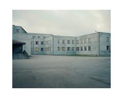 Psychiatry Clinic, Tallinn, Estonia (Aleksander Kelpman) Tags: mamiya7 80mm portra400 6x7 mamiya 7