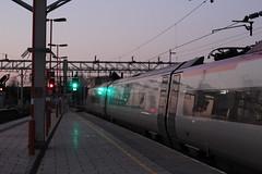 Pendolino Reflections (Liam Blundell Photography) Tags: class 390 pendolino virgin trains stafford