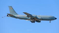 KC135FR #740  31-CL D178082 (iceland´er) Tags: aviation aircraft bikf keflavik iceland kc135fr 740 31cl sun sky himinn þota flugvél