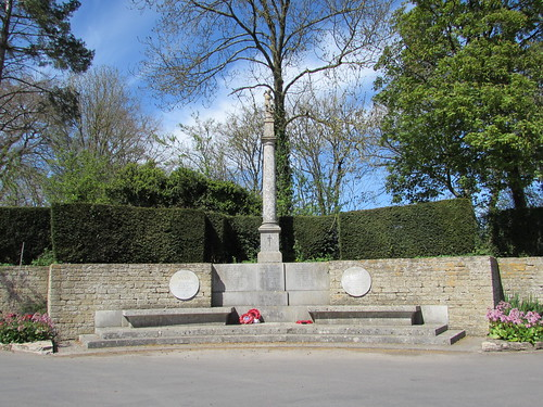 Mells: War Memorial (Somerset)