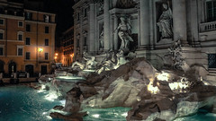 _DSC9663-001 (nlhlong) Tags: fontanaditrevi rome night trevifountain