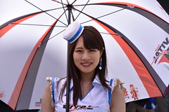 DSC_7000 (hideto_n) Tags: nikon d750 300mmf4 コンパニオン キャンギャル ガール rq レースクイーン motorshow automobile girl 2017 ngk スパープラグ 鈴鹿 suzuka