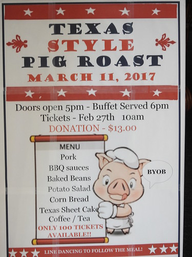 "'17 Texas Style Pig Roast • <a style=""font-size:0.8em;"" href=""http://www.flickr.com/photos/94426299@N03/33449256405/"" target=""_blank"">View on Flickr</a>"