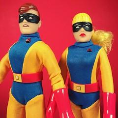 Jace and Jan (WEBmikey) Tags: toys spaceghost mego hannabarbera figurestoycompany