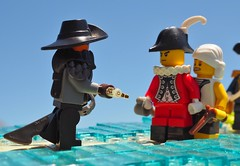 'Take that which ye be loving most!' (W. Navarre) Tags: lego shots outdoor story build figs figure minifig minifgures minifigure