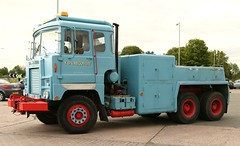 Scammell Crusader YDL Classic Vehicle Recovery  Frank Hilton 17052015 043 (Frank Hilton.) Tags: frankhilton17052015 classic truck lorry eight wheel maudsley aec atkinson albion leyalnd bristol austin outside heavy haulage crane 8 axle