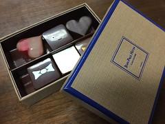 2017-03-14 07.02.39 (Darjeeling_Days) Tags: iphone6 チョコレート ホワイトデイ ジャンポールエバン