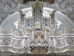 Eglise St Johannes Baptist (archipicture71) Tags: orgues eglise baroque bavière