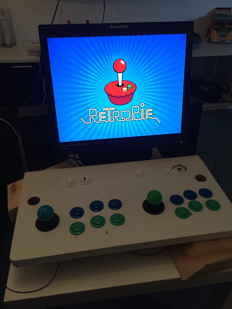 The World's newest photos of raspberry and retropie - Flickr Hive Mind
