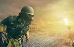 Trump legacy (End of times IV) (Alfonso Belda) Tags: trump usa unitedstates españa nuclear war army navy apocalypse donaldtrump