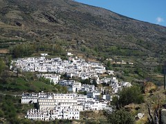 Trevelez (Tricia in España ....☺) Tags: trevelez granada andalucia españa jamon ham highestvillageineurope river