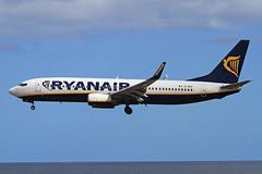 EI-EKP B737-800 Ryanair ACE 25-03-17 (cvtperson) Tags: eiekp boeing 737800 ryanair lanzarote arrecife ace gcrr