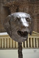 DSC_0555 (Andy961) Tags: pittsburgh pennsylvania pa carnegiemuseumofart art museums sculpture sculptures bronze animal zodiac aiweiwei