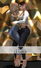 Glamrus . Come Closer (Glamrus∆) Tags: glamrus glamrusposes pose poses slpose secondlife second life explore photography girls dance hot sexy catwa maitreya addams blueberry empire posefair fair 2016 posefair2017