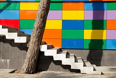 #Spring  #tree #blocks #cube #ladder #shadow #samara #street #colors #sun #РоманПетров #oneshotsmr #ЦенитеМгновенья (romanumberone) Tags: ladder oneshotsmr романпетров tree colors shadow street spring ценитемгновенья cube blocks samara sun