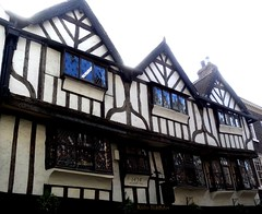 [49753] York : Mulberry Hall (Budby) Tags: york northyorkshire timbered medieval
