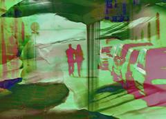 Urban jungle (ashokboghani) Tags: abstract abstractart photoshop photoshopart surreal fantasy modernart digitalart