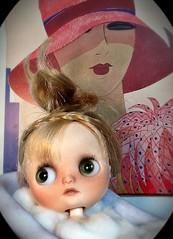 Blythe-a-Day April#8 SPA /Relax: Little Becky Buchanan