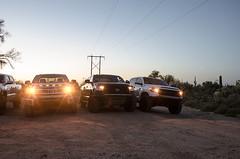 Tundra_123 (gtaburnout) Tags: tundra bajadesigns racetruck toyota night rigid led az