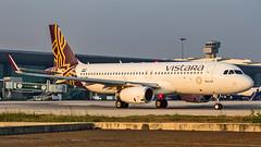 Vistara Airbus A320 VT-TTM Bangalore (BLR/VOBL) (Aiel) Tags: vistara airbus a320 vtttm bangalore bengaluru canon60d