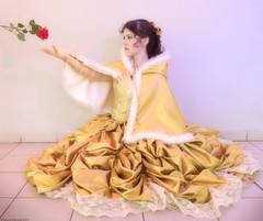 _MG_6322 (Mauro Petrolati) Tags: belle disney gumiku cosplay cosplayer 2017 romics princess principessa