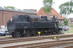 IMGP9213 (Alvier) Tags: deutschland norddeutschland nordfriesland niebüll neg db bahnhof eisenbahn dampflok eisenbahnsignal diesellok