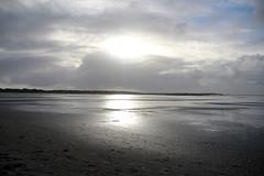 Wattmeer (marcob8) Tags: nordsee north sea northsea water sky wasser meer clouds himmel sun refelction mudflat sand blue blau stp stpeterording