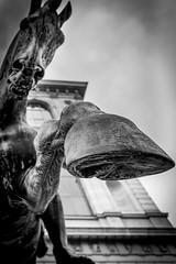 horse (Lars Denker) Tags: bw sw black white schwarz weiss pferd horse sculpture akademie bildenden künste münchen munich