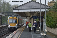 3010 arrives at Lisburn, 22/4/17 (hurricanemk1c) Tags: railways railway train trains translink 2017 northernirelandrailways nir caf class3000 c3k lisburn 3010 1600belfastgreatvictoriastreetportadown