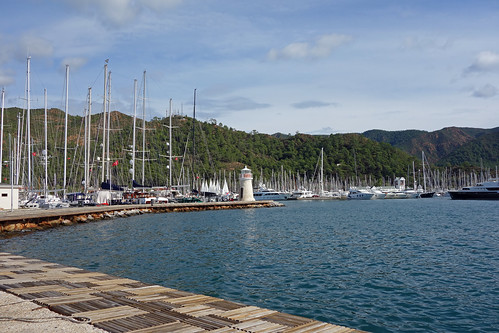 Marina Of Marmaris