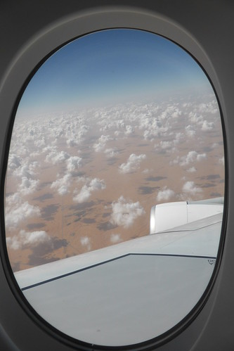 Wüste in der Nähe von Dubai
