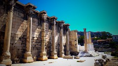 Columns (Stavros Vouros) Tags: athens greece column