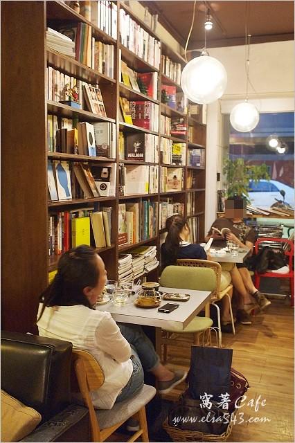 信義路咖啡 窩著咖啡 捷運大安站咖啡