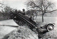 """THE WWII GERMAN NSU KETTENKRAD • <a style=""""font-size:0.8em;"""" href=""""http://www.flickr.com/photos/81723459@N04/13943125192/"""" target=""""_blank"""">View on Flickr</a>"""