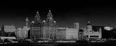 The Royal Liver Building, Liverpool, Merseyside (Bosca Fotograf) Tags: building art liverpool docks canon photography royal liver merseyside 600d