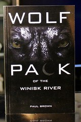 Wolf Pack of the Winisk River (Vernon Barford School Library) Tags: new school fiction brown robert animal animals river paul reading book high wolf adult timber library libraries young reads books read paperback pack cover junior novel covers bookcover middle youngadult caribou vernon ya recent wolves bookcovers paperbacks verse novels fictional youngadultfiction barford softcover winisk vernonbarford softcovers novelsinverse winiskriver kakegamic 9781897550106